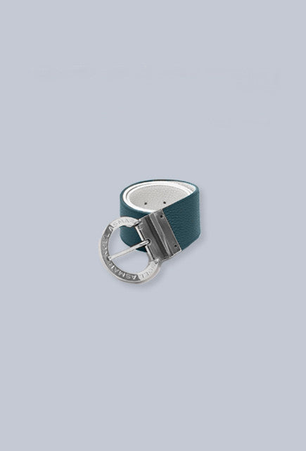 Noel Asmar Demi Belt (Chrome Accents) - Luna/deep teal - Uptown E Store