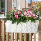 Balconera Cottage Patio Deck Rail Planter