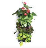 4-Pocket Vertical Garden Planter
