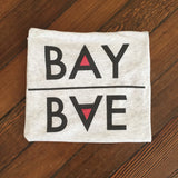 BayBae Fitted Racerback Tank Top