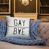 GayBae Square Pillow