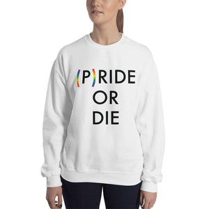 Pride or Die Crewneck