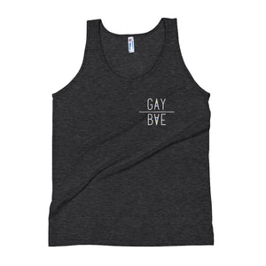 GayBae Pocket Print Tank Top for Everyone