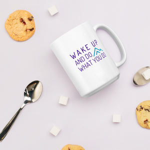 Wake Up Morning Boo Mug
