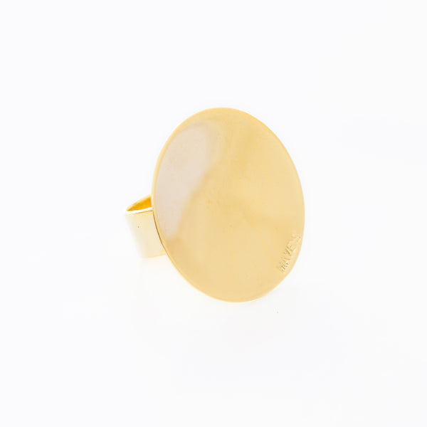 Round Statement Ring