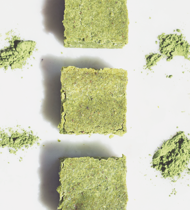 *New* <br>Matcha Green Tea Bar