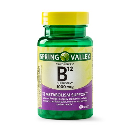Spring Valley B12 (60 Count)