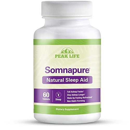 Somnapure with sleep aid (60 count)