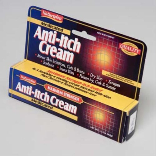 Anti Itch Cream (1.5oz)