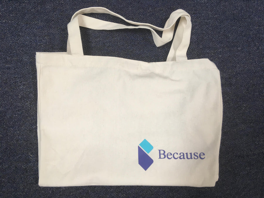 Because Gift Tote