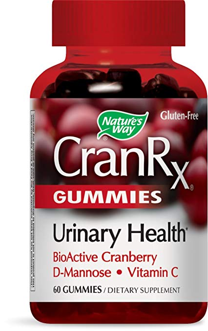 Chewable Cranberry 500mg 60 gummies