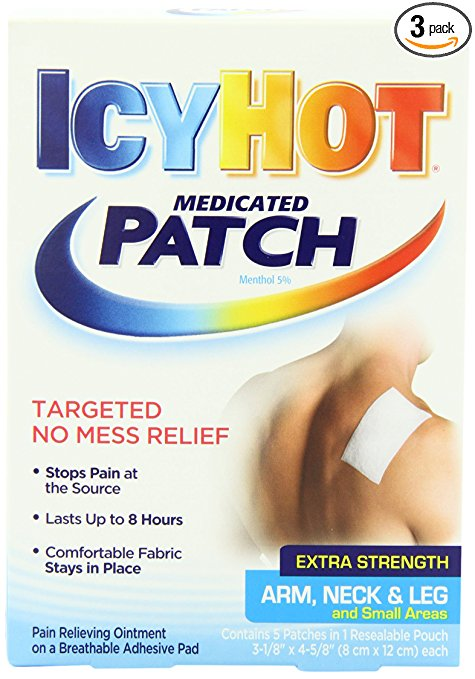 IcyHot Patch (5 Patches)