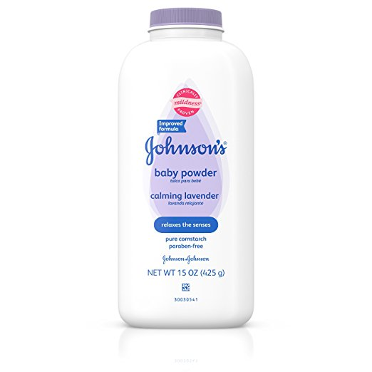 J&J Lavender Powder (15oz)