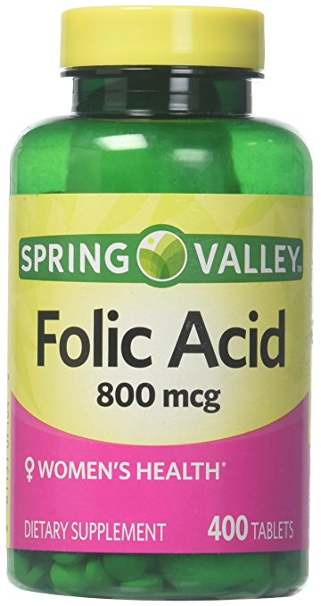 Folic Acid (400 tablets)