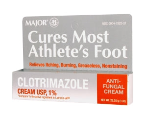 Antifungal Clortrimazole Cream 1 oz