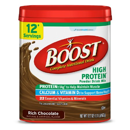 Boost High Protein Chocolate Drink Mix