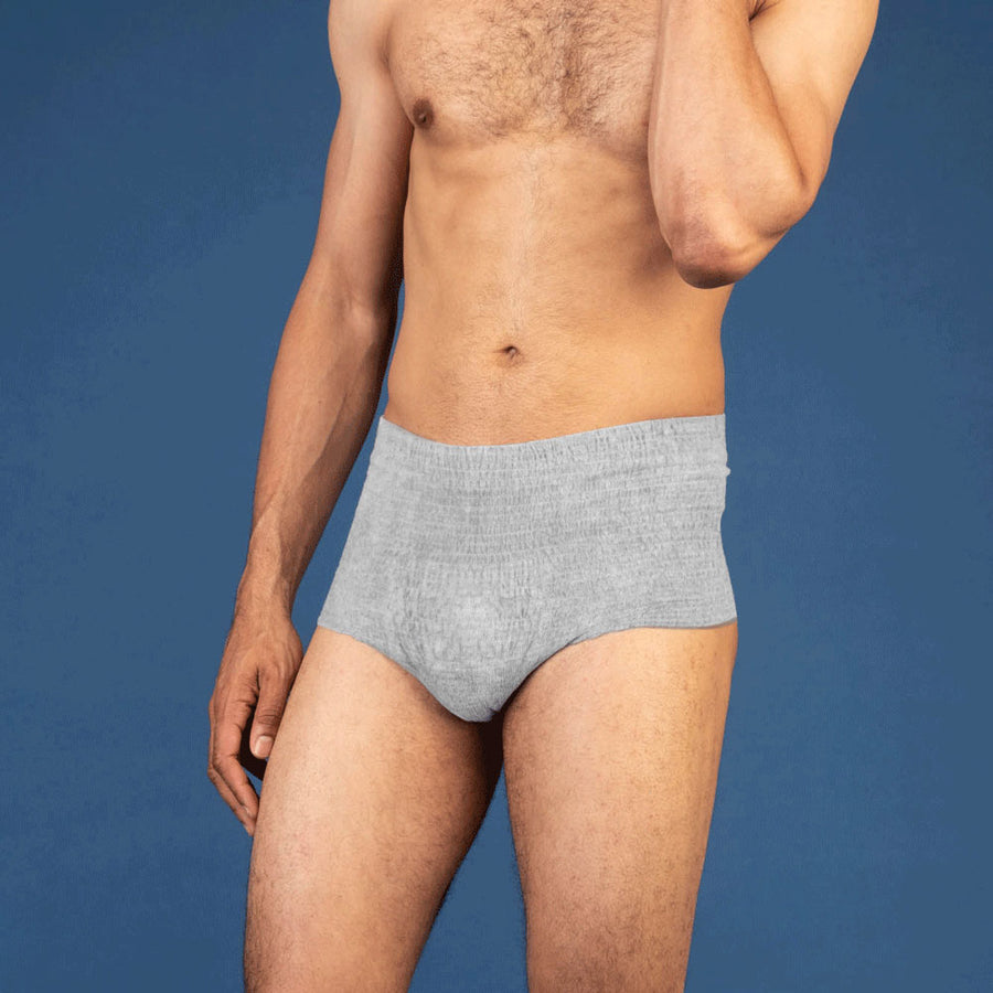 Retrial of Because Premium Maximum Plus Underwear for Men