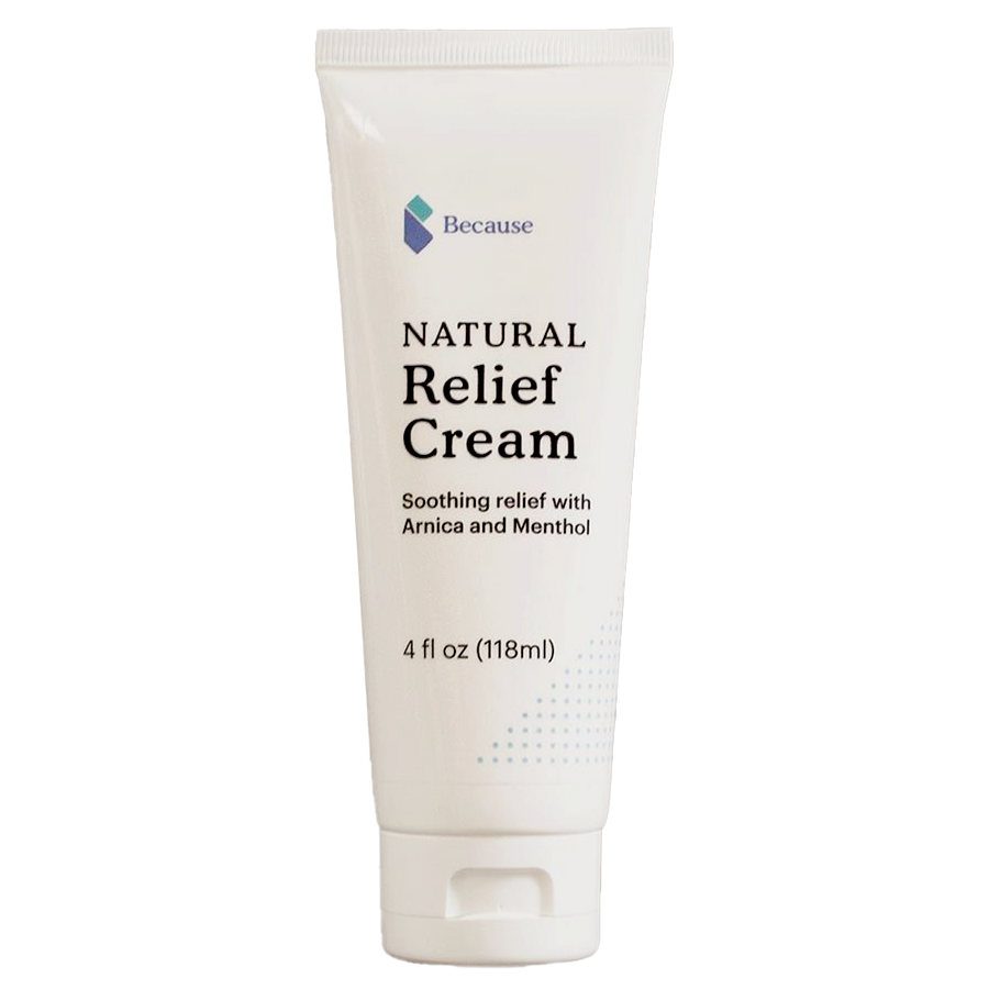 Because Relief Skin Cream