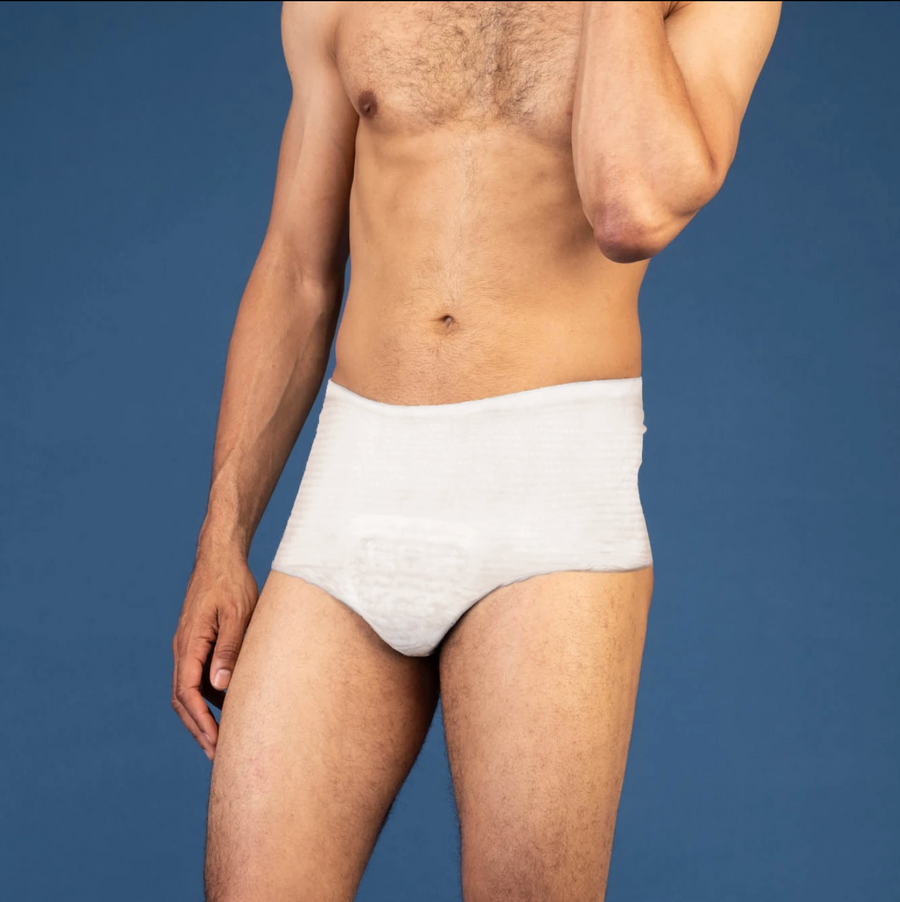 Retrial of Prevail by Because Underwear for Men (Overnight)