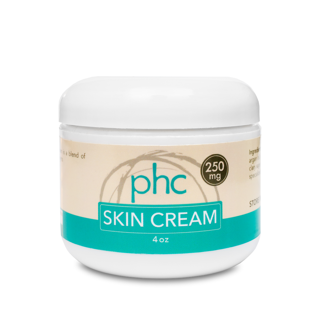 Hemp Extract Skin Cream