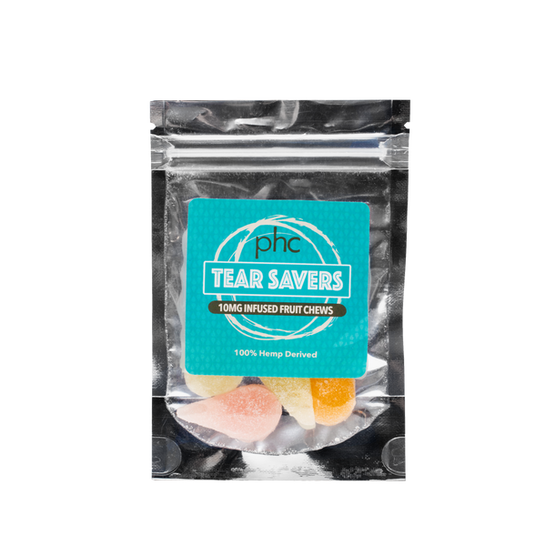 Hemp Extract Soft Gummy Chews
