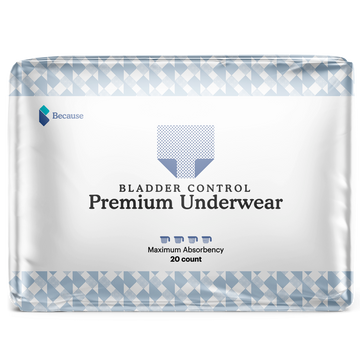 Because Premium Underwear for Women (Maximum)