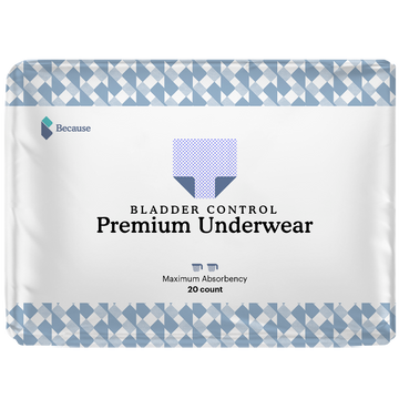 Because Underwear for Men (Maximum+)