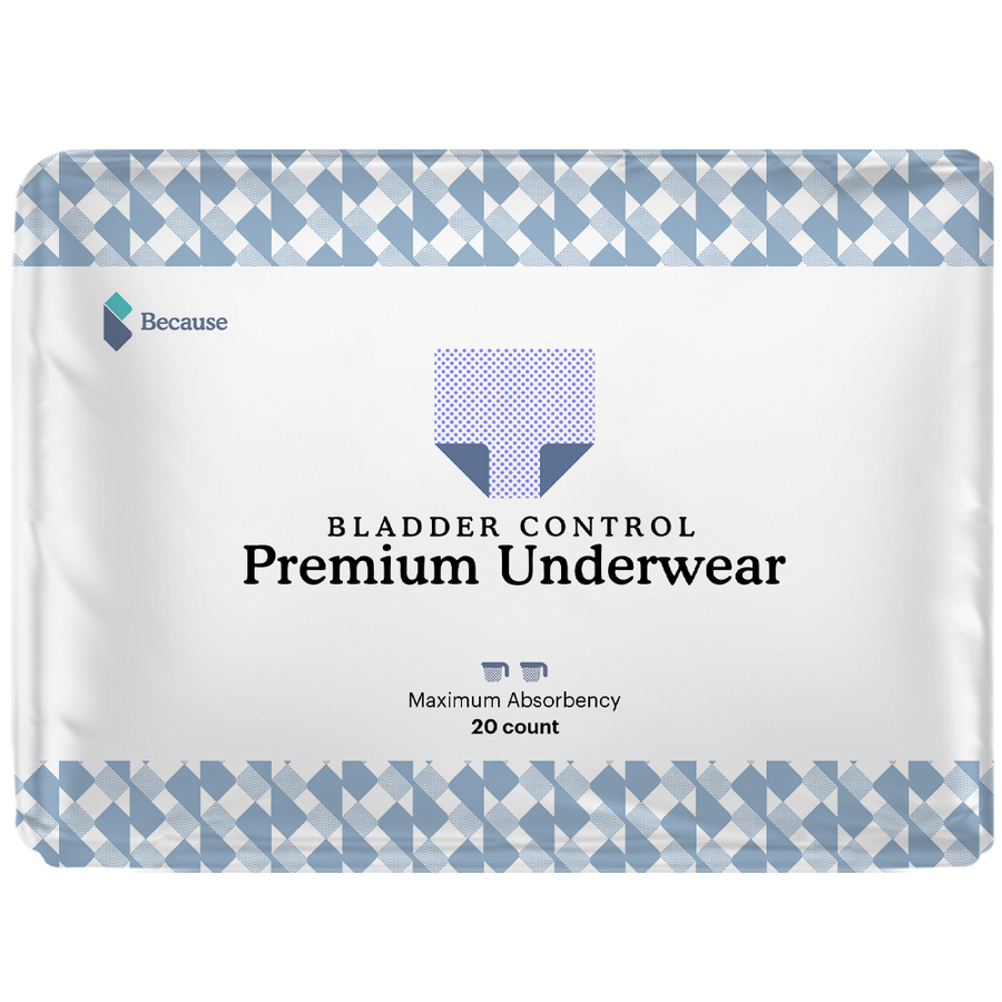 Because Underwear for Women (Maximum+)