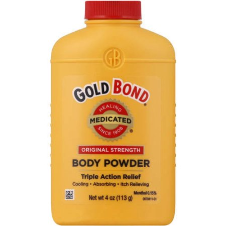 Gold Bond Medicated Powder 4 oz