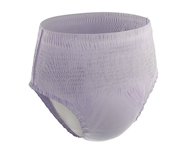 Trial Pack of 10 Prevail Women's Underwear (Overnight, Large)