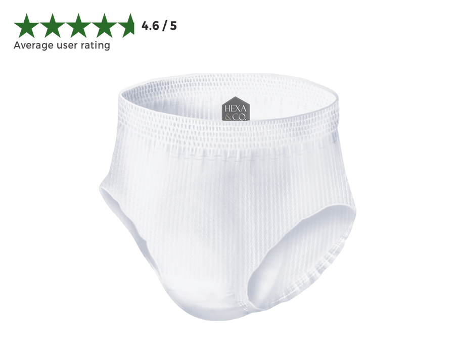 Trial Pack of Women's Underwear (Moderate Absorbency)