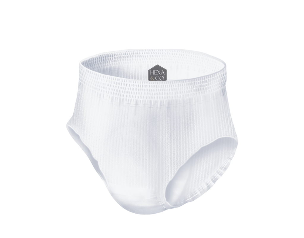 Extra Sample of 3 Hexa Catalina with New Odor Guard - Underwear for Women