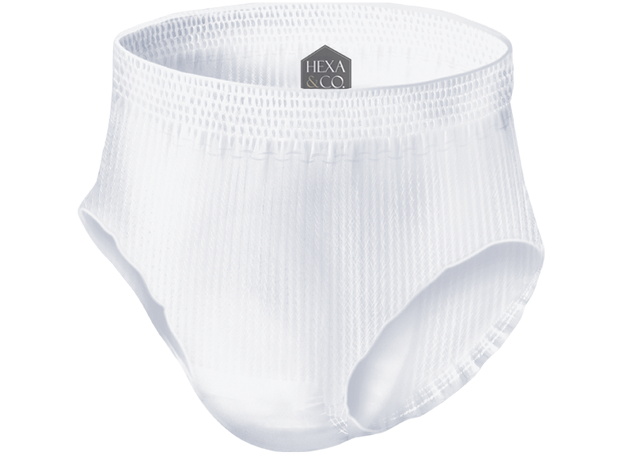 Trial Pack of 10 Because Underwear for Women (Moderate)