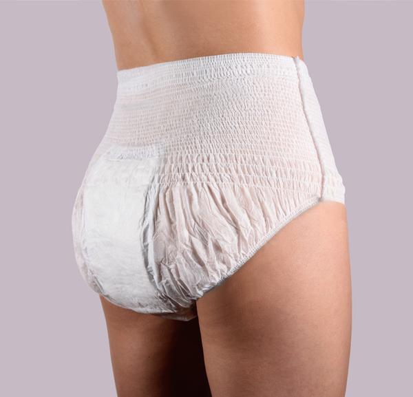 Because Classic Underwear for Women (Overnight)