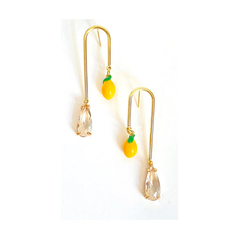 Faye Lemon Dangles