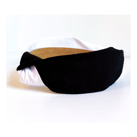 Jovie Black & White Headband