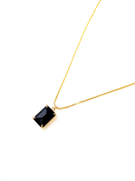 Isabella Gemme Necklace
