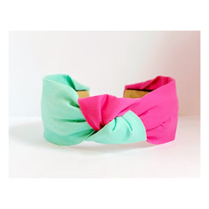 Lilly Two-Tone Headband