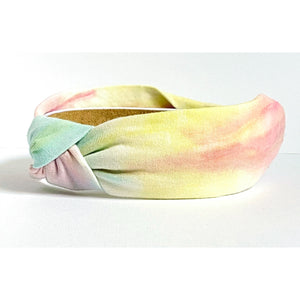 Vivienne Tie-Dye Knot Headband (Mommy & Mini Option Available)