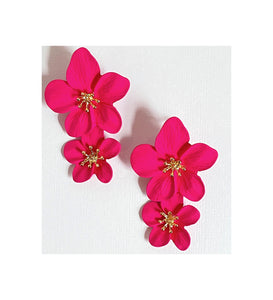 Cali Floral Earrings