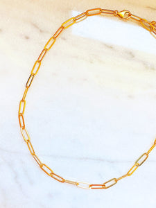 Ella Gold Filled Linked Chain