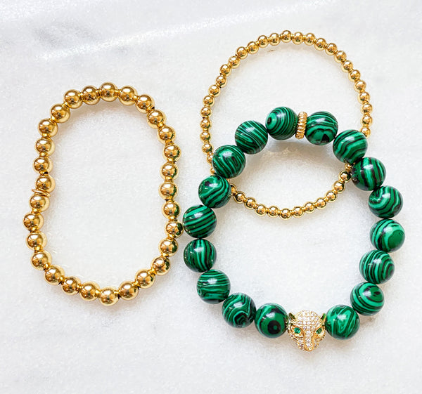 Mia Beaded Bracelet Set