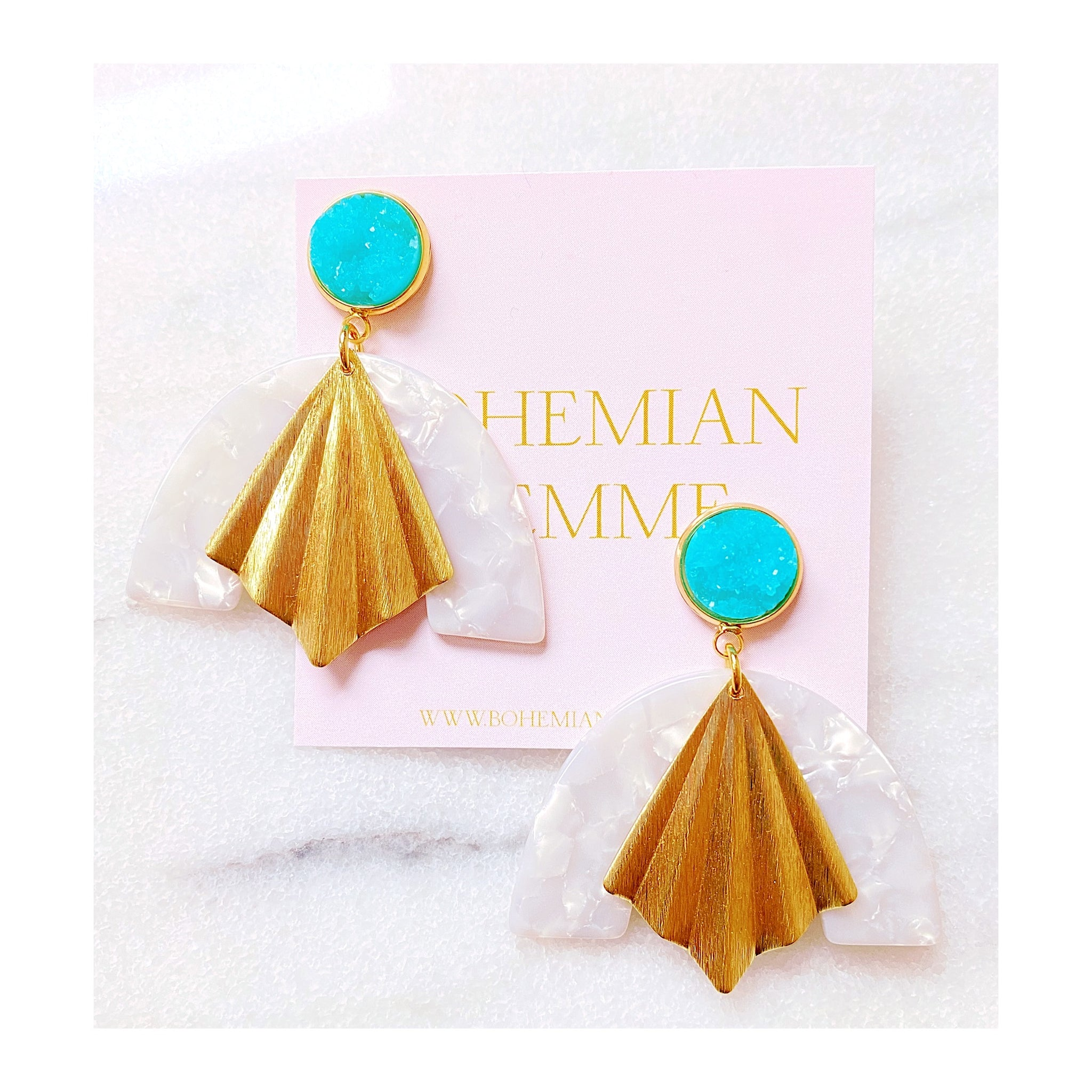 Becca Statement Earrings