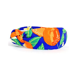 Liv Orange Print Headband