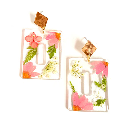 Becca Floral Earrings