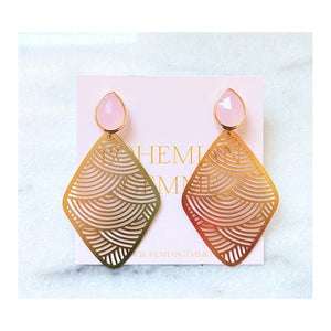 Lyla Statement Earrings