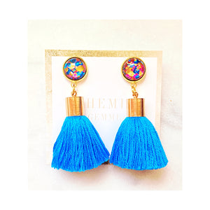 Maddie Tassel Earrings