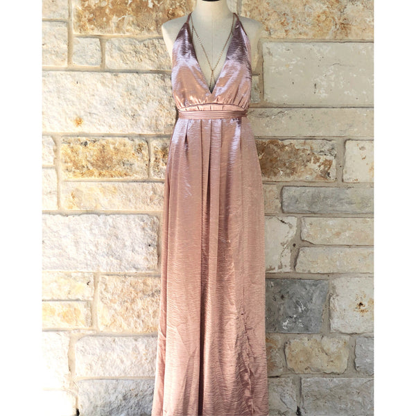 Claire Date Night Maxi Dress