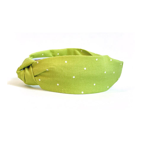 Elena Polka Dot Headband