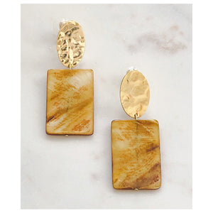 Vivian Statement Earrings